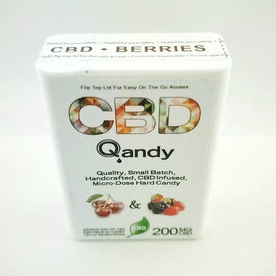 Qandy 200mg CBD Berries