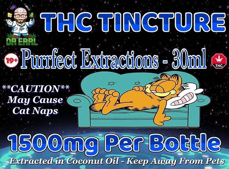 1,500MG THC Tincture