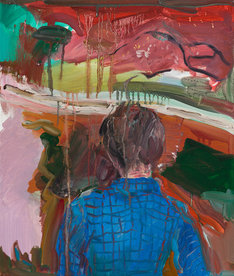 더 먼 쪽으로, 53×45.5cm, 캔버스에 유채 / Oil on Canvas, 2018