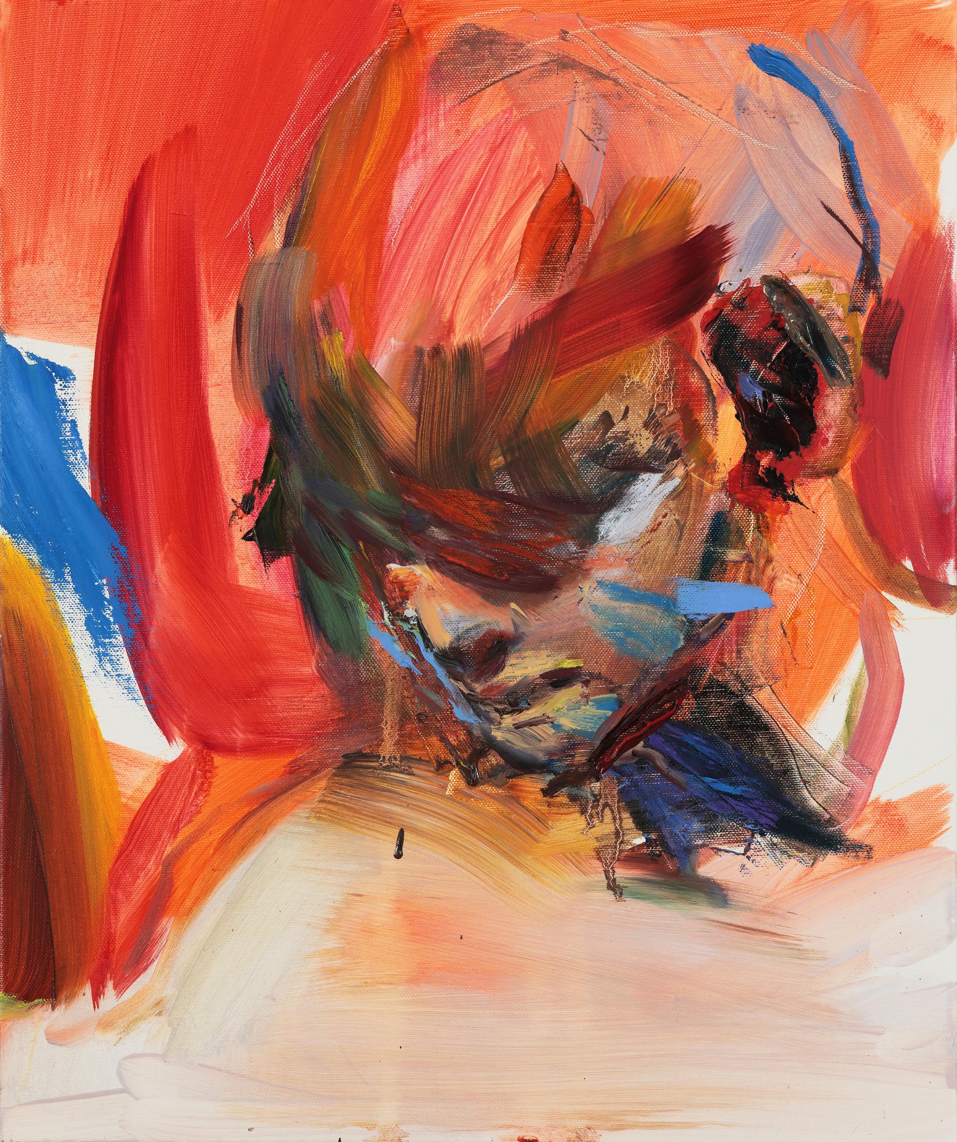 갈망, 45.5x37.9cm, 캔버스에 유채 / Oil on Canvas, 2018