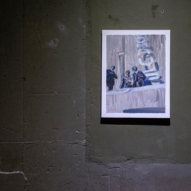11_Bauhaus, 캔버스에 유채, 40.8x31.9cm, 2019_1