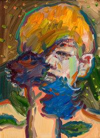 한 가지, 두 가지와 세 가지,  33.4×24.2cm, 캔버스에 유채 / Oil on Canvas, 2018
