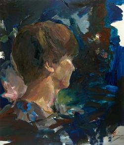 무제 / Untitled, 53 x 45.5cm, 캔버스에 유채 / Oil on Canvas, 2015