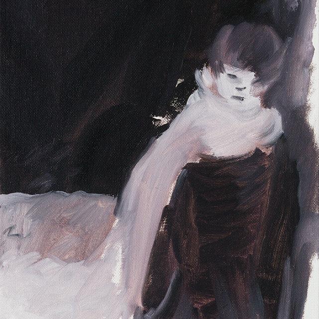 심통, 27.7 x 21cm, 캔버스에 유채 / Oil on Canvas, 2017