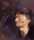 질풍 (군인) / The Vulnerable Soldier , 53 x 45.5cm, 캔버스에 유채 / Oil on Canvas, 2015