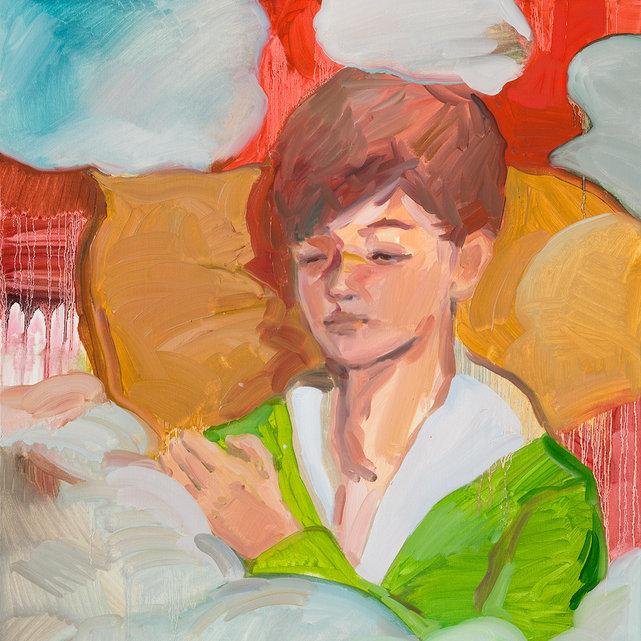 무제, 72.7 x 60.6cm, 캔버스에 유채 / Oil on Canvas, 2018