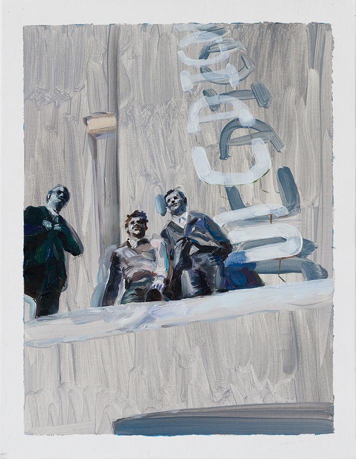 Bauhaus, 리넨에 유채, 40.8×31.9cm, 2019.jpg