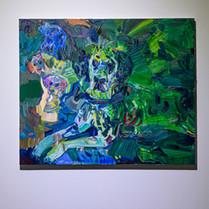12. 숲의 정령, 캔버스에 유채, 60.6×72.7cm, 2020.jp
