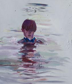 젖어버린 보타이, 53×45.5cm, 캔버스에 유채 / Oil on Canvas, 2018.jpg
