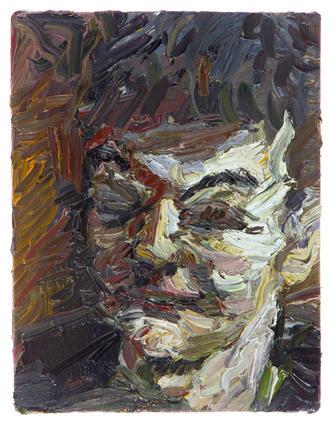 소용돌이 / A whirlpool, 25.8x17.9cm, 캔버스에 유채 / Oil on Canvas, 2014