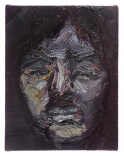 소용돌이 / A whirlpool, 25.8 x 17.9cm, 캔버스에 유채 / Oil on Canvas, 2014