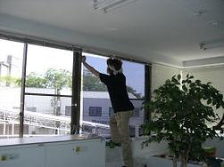 建物ガラスフィルム