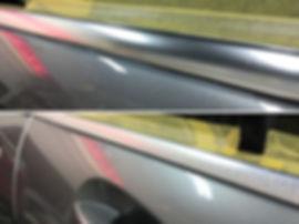 メッキモール 欧州車