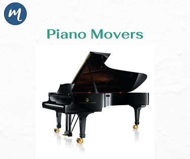 Piano Movers Birmingham