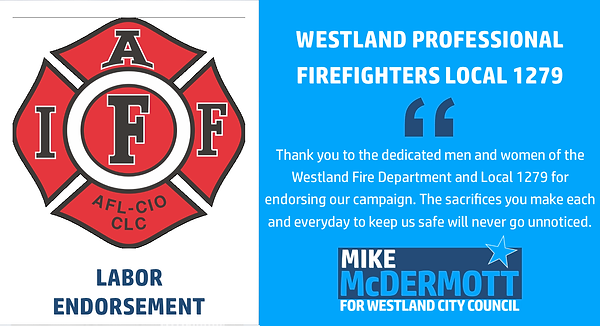 Westland FIrefighters Endorsement.png