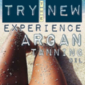 Better Tanning oil , Argan + Hemp