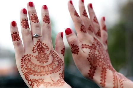 henna kleurresulataat