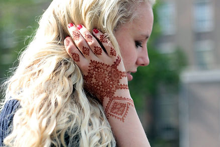 Pure henna