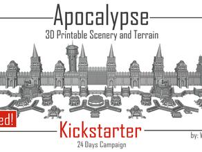 Apocalypse Fortress by War Scenery