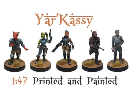 2 Days left on Yar'Kassy Kickstarter!
