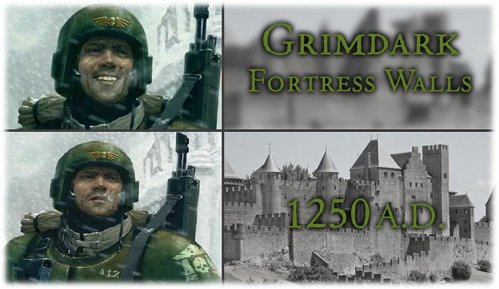War Scenery Meme Fortress
