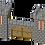 Thumbnail: Mittelalterliche Burgmauern