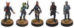 War Scenery 3D Printed Miniatures for Star Wars Legion