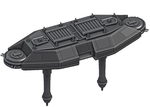 Space Defence Plattform 1