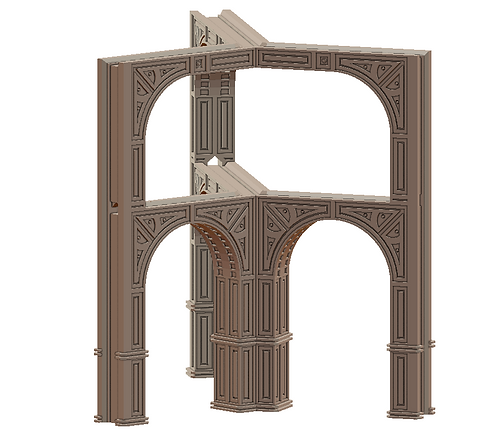Desert Modular Aqueduct - SG2