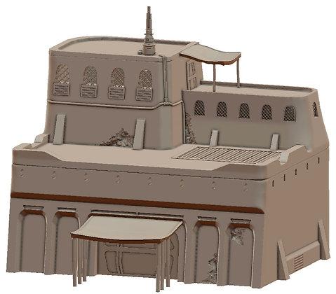 Sandvilla by War Scenery from Desert Trading Post