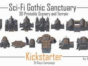 NEW Kickstarter launched