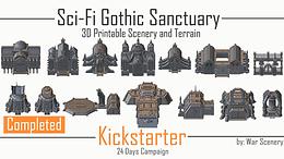 Gothic Sanctuary