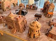 War Scenery Printed Yar'kassy Desert Ter