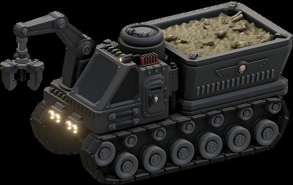 Grimdark Starch Carrier