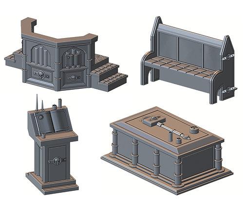 Order Furniture Set