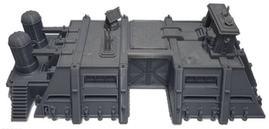 Printed Vehicle HQ War Scenery
