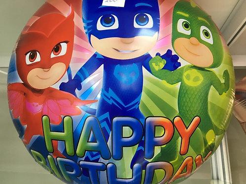 Фольгированные шары с изображением( 32 см)