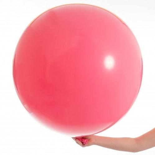 """Латексные шары""""большой шар""""(80 см.)"""