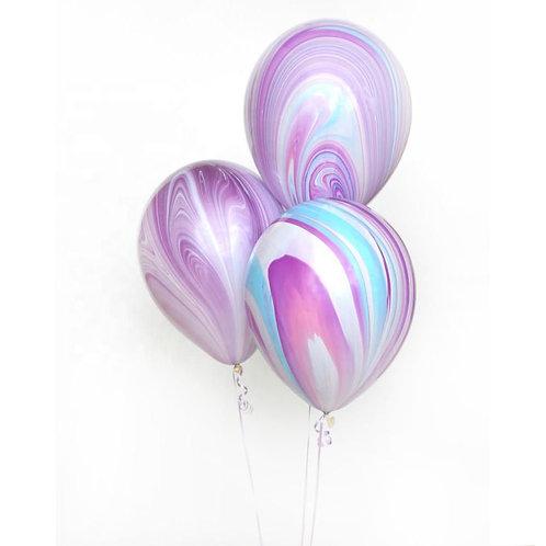 """Латексные шары""""водопад""""(35 см.)"""