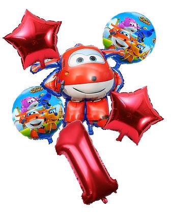 6pcs-lot-30inch-Number-Set-Foil-Balloons