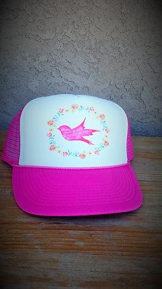 Little Bird Trucker Hat