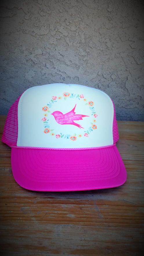 ecd89aea1 Little Bird Trucker Hat