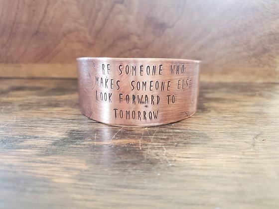 Be someone