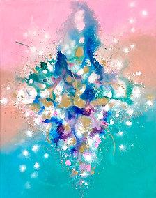 """Bubble Of Joy 16 x 20"""""""