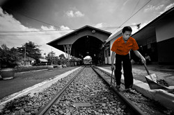 Railway Cleaning