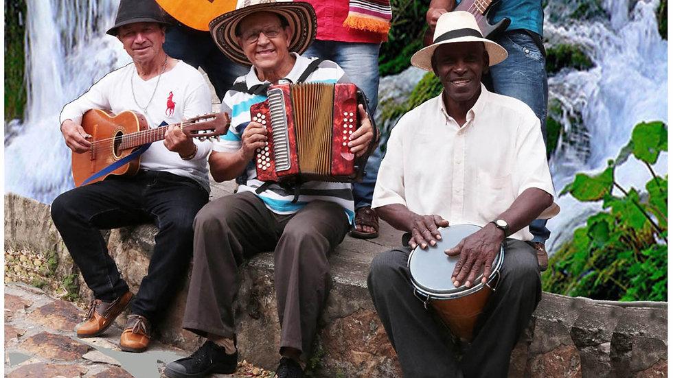 Campo y Sabor, grupo Agromusical