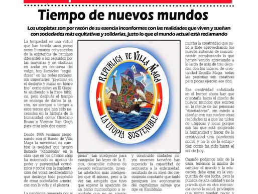 EL TERCO Tribuna periodística de las obstinaciones