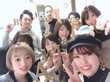 ダントツの働きやすさ!|広島の美容室アミーベル