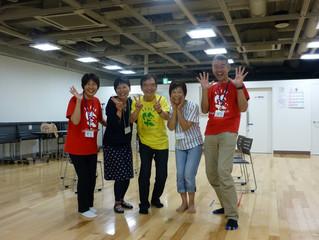 【NHKカルチャー熊本教室in笑いヨガ千秋楽】