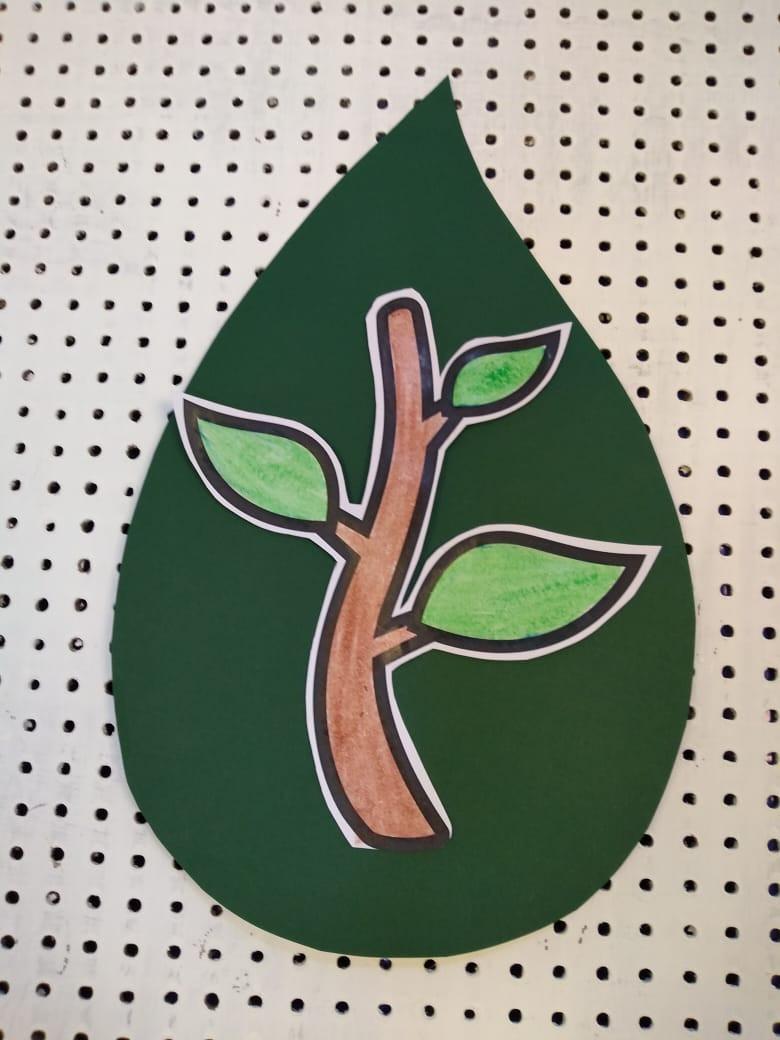 verde- crescimento
